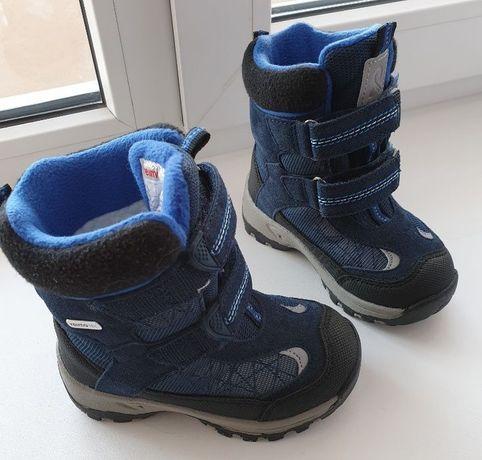 Зимняя обувь фирмы reima