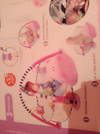 манежный игрушка сатылады новый 11000алгам 9000беремин шариктери бар