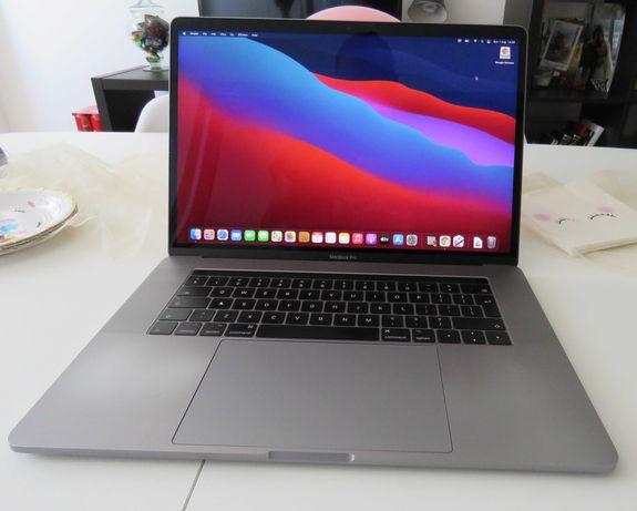 Apple MacBook Pro 15 inch - A1707 i7 3.1 GHz, SSD 500GB, Touchbar