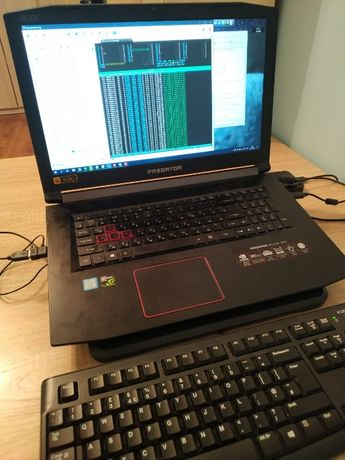 Игровой ноутбук Acer Predator Helios 300 17.3 дюйма