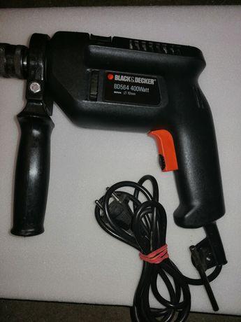 Vând bormașina electrica marca Black & Decker