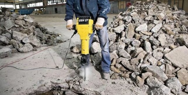 Арзан Бетон бузу Кесу Алмазный резка Демонтаж Разрушени бетон Отбойник