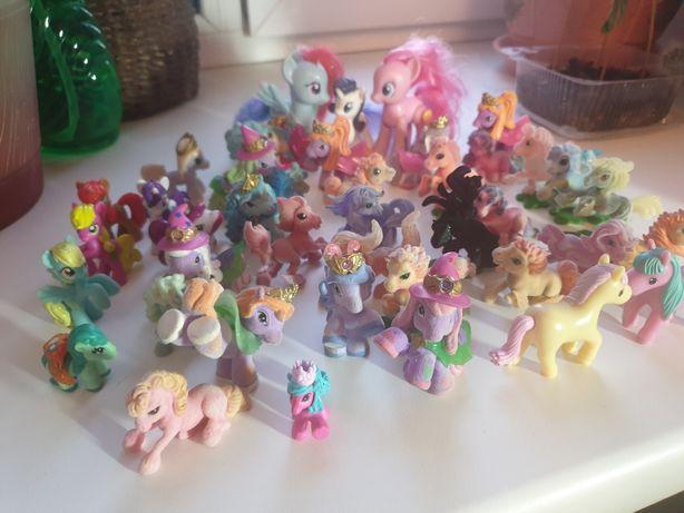 Пони лошадки куклы