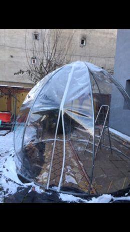 Dom geodezic iglu
