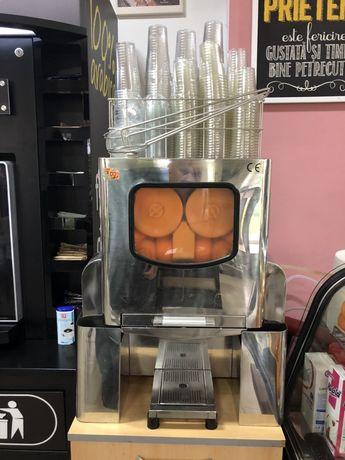 Storcator automat de portocale pentru fresh