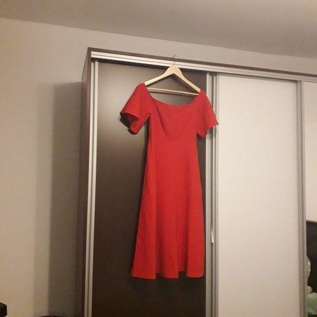 Rochie rosie Zara