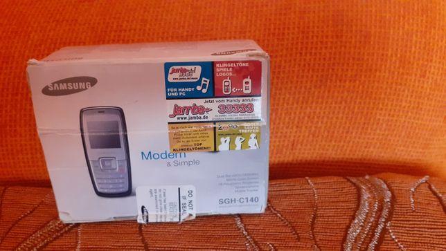 Telefon Samsung codat în germană