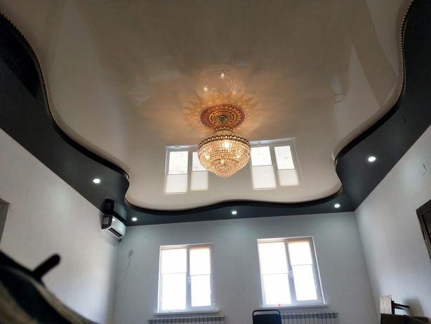 Наши цены приятно удивят вас. Натяжные потолки высшего качества.