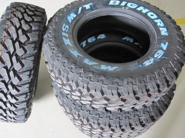 Vand anvelope noi off road,mud terrain 205/80 R16 Maxxis Big Horn M+S