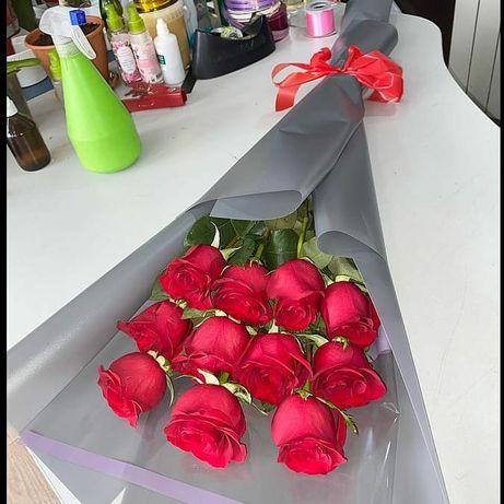 Бесплатная доставка цветов по городу Экибастуз