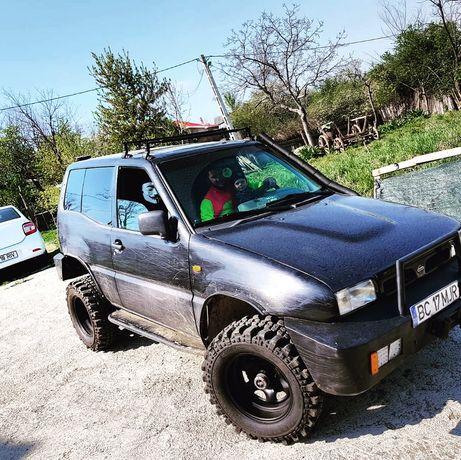 Vand / Schimb Nissan Terrano 2 Off Road 4x4
