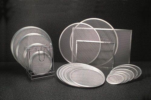 Алуминиеви решетки за пица и хляб