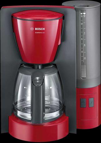 Капельная кофеварка Bosch ComfortLine красная TKA6A044