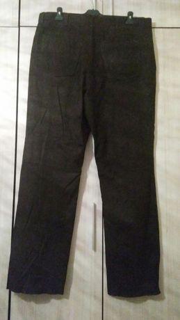 Панталон (елек,риза и сако) кожа. Манто.