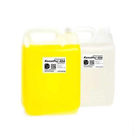Полиуретан за калъпи и форми издръжлив течен двукомпонентен   5 кг