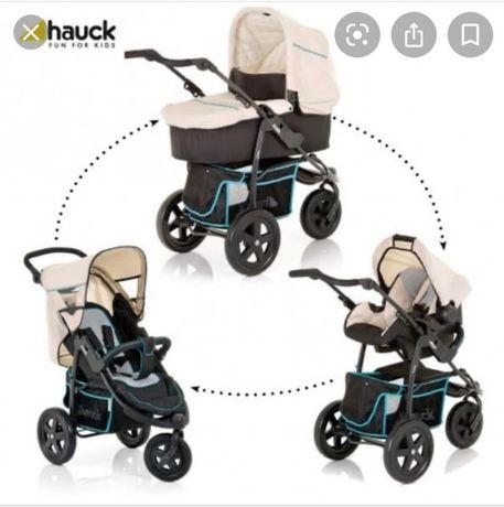 Детская коляска фирмы Hauck