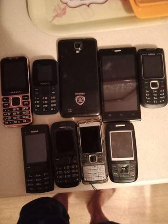 Продам телефоны бу
