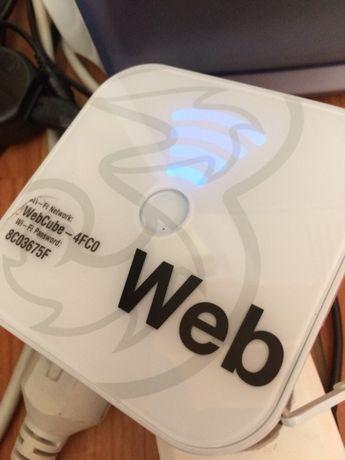 Router 3G Webcube