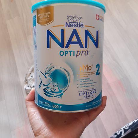 Продам смесь NAN 2
