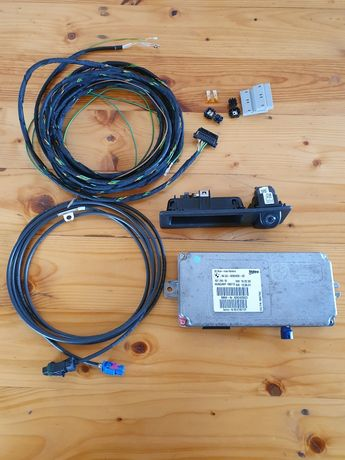Kit Complet Retrofit Cameră Marșarier Bmw F10 F11 F01 F25 F30 F36  F07