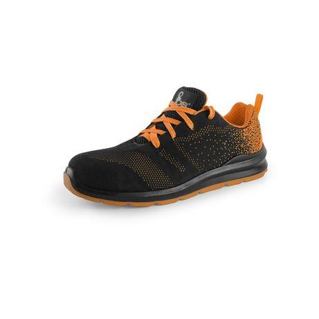 Adidasi protectie foarte usori-portocaliu