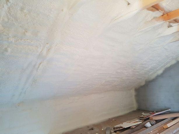Termoizolatii / Izolatii termice cu spuma poliuretanica rigida