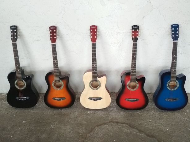 Гитары Belucci! В наличии!
