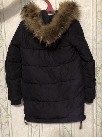 Продам зимний женский пуховик
