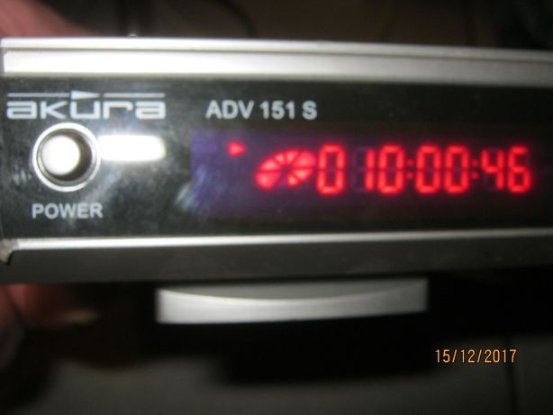 DVD Player Akura