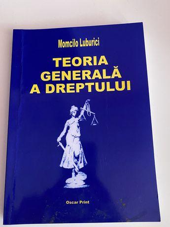 Vand carte Teoria Generala a Dreptului