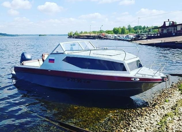 Лодка катер требует вложений