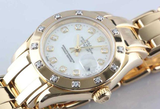 Люксовые Rolex Oyster Women Наручные Женские Часы