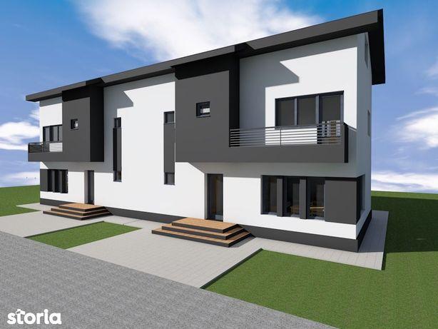 Vila tip duplex- Ansamblul Zorilor Village