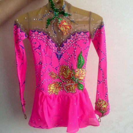 Продам платье для выступлений по фигурному катанию/худ.гимнастике!
