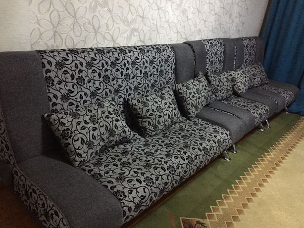 Срочно продам диван и кресло
