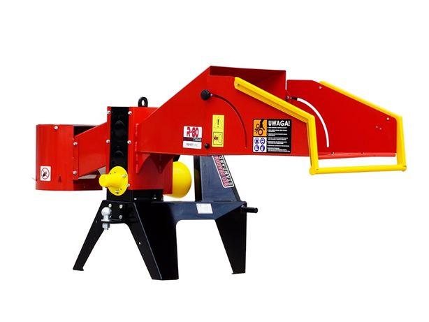 Tocator crengi - tocator de lemne R80