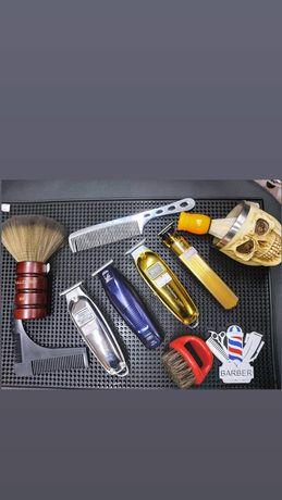 Триммер  машинка для стрижки оконтовки волос парикмахерский