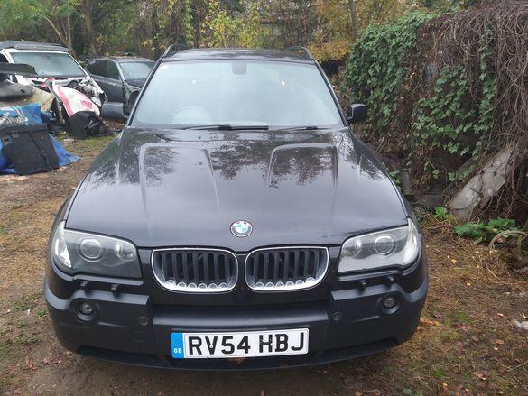 На части БМВ Х3/BMW X3 E83