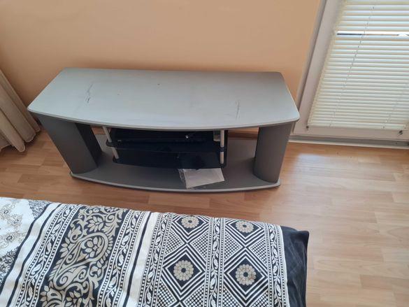 ТВ/TV шкафче с рафтчета