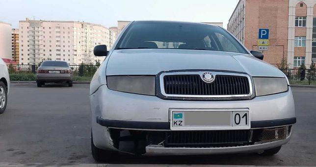 Продам Авто -Шкода Фабия (Skoda Fabia)  (хэтчбек) 2002 года