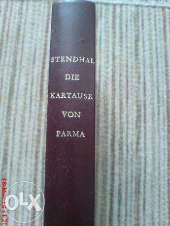 Carte germana Kartause von Parma de Stendhal