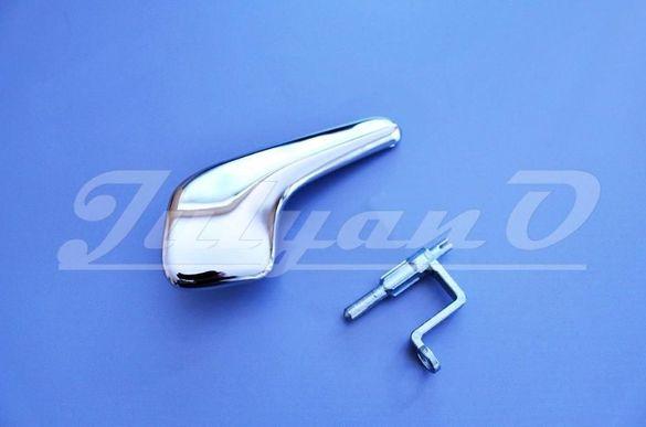 Вътрешна дръжка за отваряне комплект с лостче OPEL CORSA D