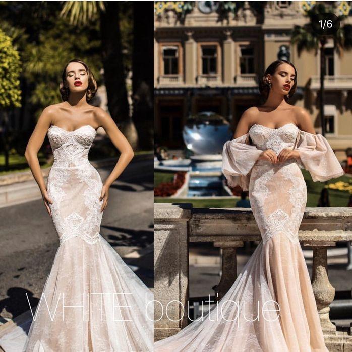 Свадебное платье-рыбка Нур-Султан (Астана) - изображение 1