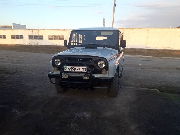 Продам УАЗик 2007