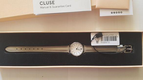 Елегантен дамски часовник Cluse