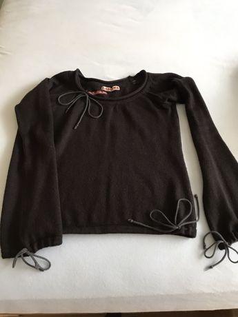 Плътна дамска блуза