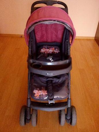 Lorelli Rio Set-Комбинирана детска количка 2 в 1 (с подарък чадърче)