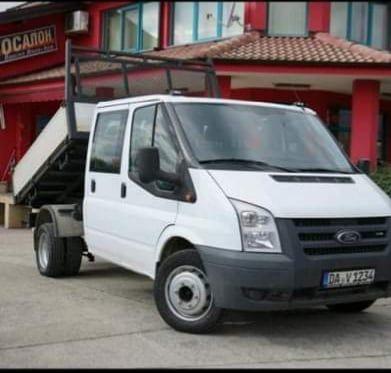 Транспортни Услуги със Самосвал град Дупница