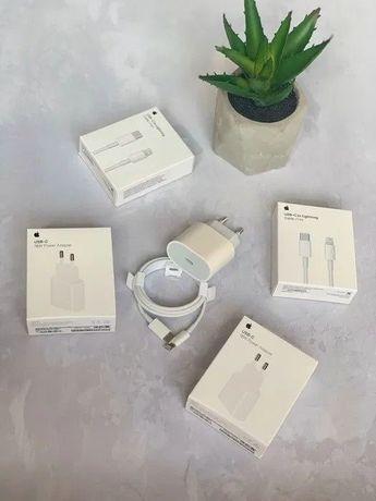 Быстрый Адаптер питания USB‑C 18W/20W iPhone 11Pro 11 Pro Max Айфон