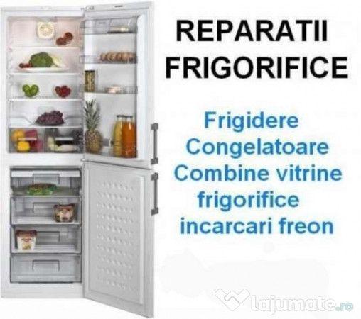 Service,reparație ,incarcare cu freon aer condiționat, camere frig